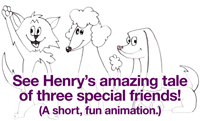 Henry's cartoon movie
